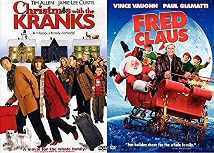Christmas With The Kranks Dvd.Wholesome Family Holiday Cheer Dvd Pack Christmas With The