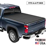 TruXedo TruXport Soft Roll Up Truck Bed Tonneau Cover | 272001 | fits 14-18, 2019 Limited/Legacy GMC Sierra & Chevrolet…