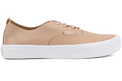 vans beige leather