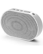GGMM Mini Altavoces Portatiles Bluetooth WiFi Inteligente Airplay Spotify Minialtavoz Soporte Multiroom Sonido Alta Fidelidad Estéreo Premium 10W Portable Speaker con 14 Horas