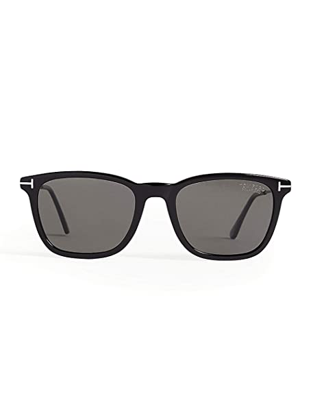 Tom Ford Gafas de Sol ARNAUD-02 FT 0625 SHINY BLACK/GREY ...