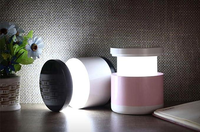 Qqyl scrivania lampade led della lampada da tavolo telescopico di