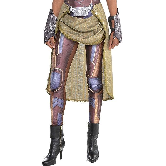 Amazon.com: Disfraz de Pantera Shuri para mujer, incluye un ...