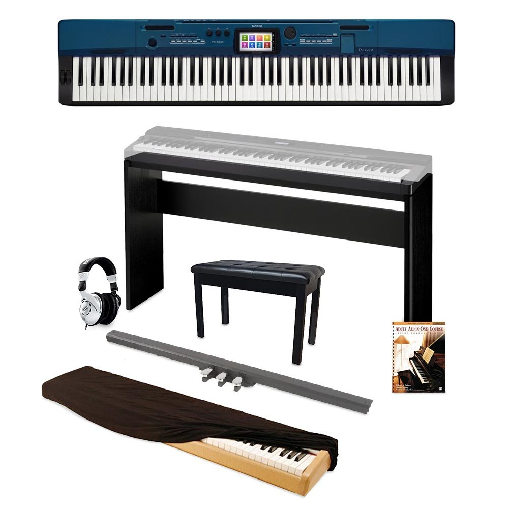 Casio PX560BE 88-Key Digital Stage Piano Casio Inc.
