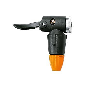 Sks E.V.A - Cabezal para bombas de pie Airbase y Rennkompressor negro negro Talla:talla única: Amazon.es: Deportes y aire libre