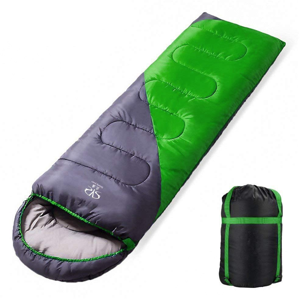verde Gran Confort//Acabado Perfecto//Soporta H/úmeda Temperatura Baja Saco Calentito de Dormir