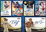 2017 Bowmans Best Baseball Hobby Box (12 Packs of 5 Cards: 4 Autographs, 4 Refractor Parallels)