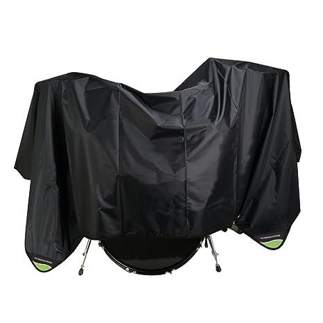 Amazon Com On Stage Drumfire Drum Set Dust Cover 80 X 108