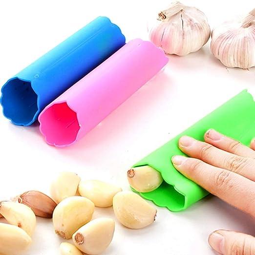 Silicone Tool Kitchen /& Dining Garlic Peel Garlic Peeler Kitchen Accessories