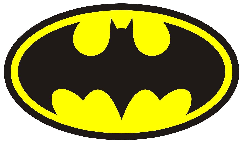 Batman Classic Logo Edible Frosting Image 1 4 sheet  Amazon.com  Grocery    Gourmet Food 92721a852d7e8