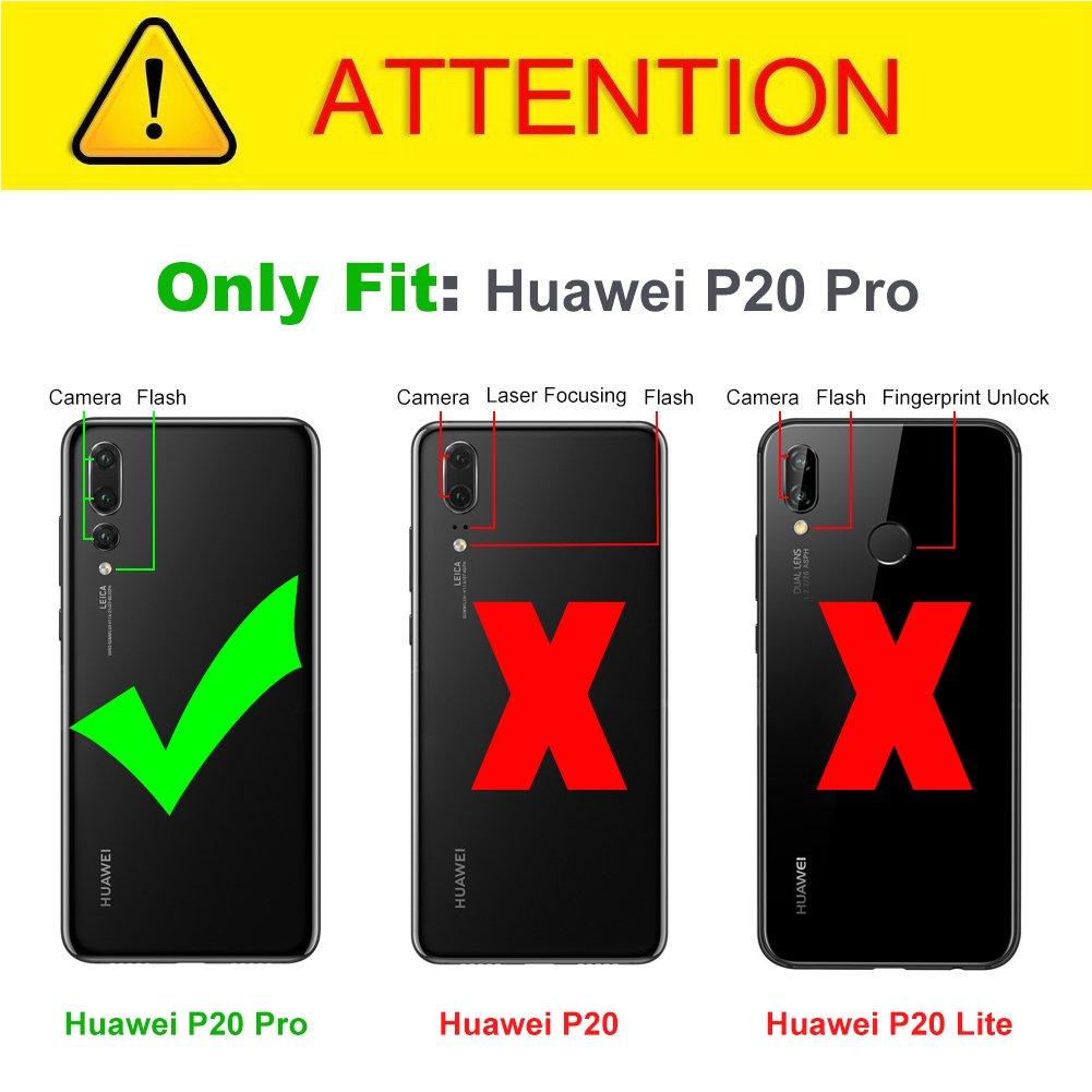 P20 Pro Brazalete, J&D Brazalete Deportivo para Huawei P20 Pro, Ranura para Llaves, Conexión Perfecta con Auriculares mientras Ejercicios y Carreras: ...