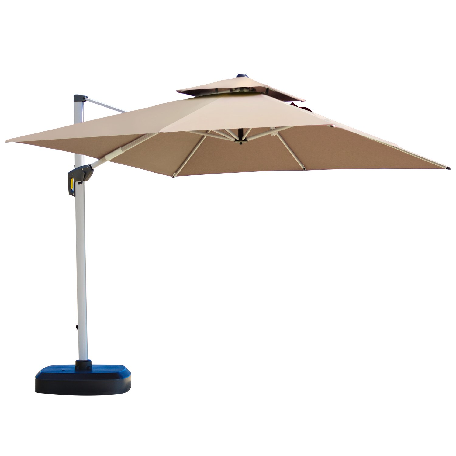 offset sun furniture patio eva umbrella