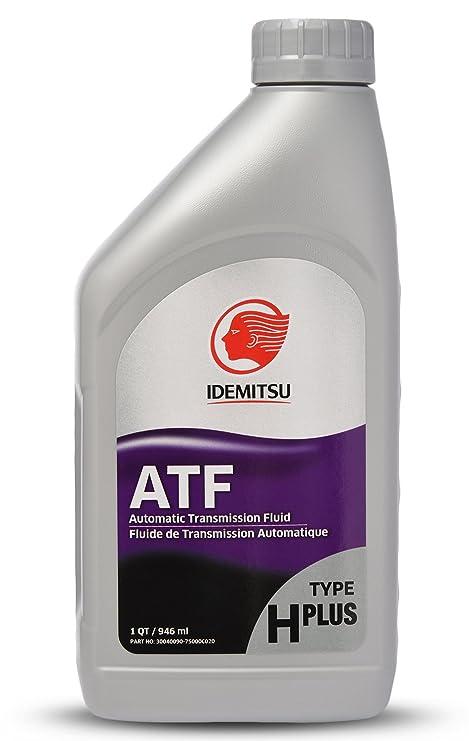 Automatic Transmission Fluid >> Idemitsu 30040090 75000c020 Atf Type H Plus Automatic Transmission Fluid 1 Quart 32 Ounces