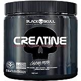 Creatine Pure Monohydrate - 300g - Black Skull, Black Skull
