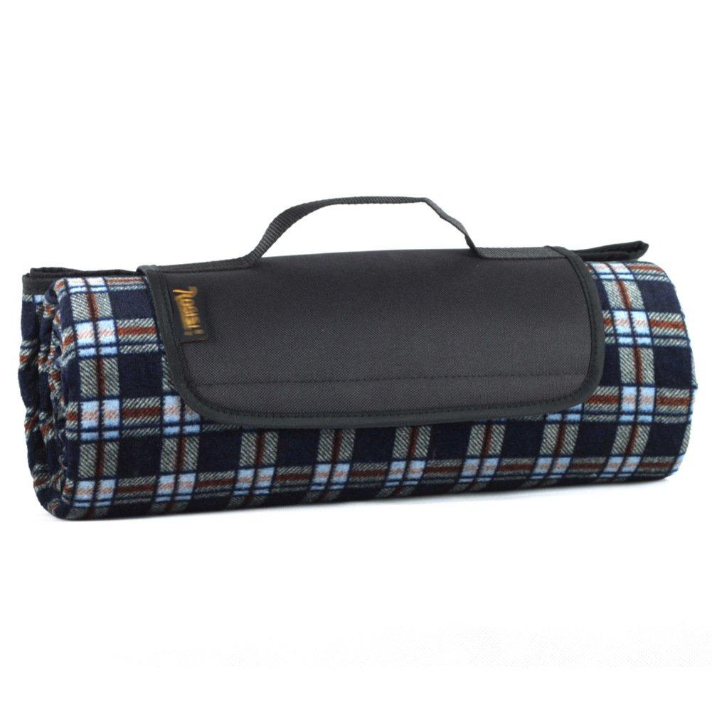 GLJY Picknickdecke Im Freien, Tragbare Haltbare Feuchtigkeitsdichte Campingmatte Für Reise-Zelt-Strand-Faltbare Picknickauflage, 150  180Cm B07F8YQTZ8 Picknickdecken Üppiges Design