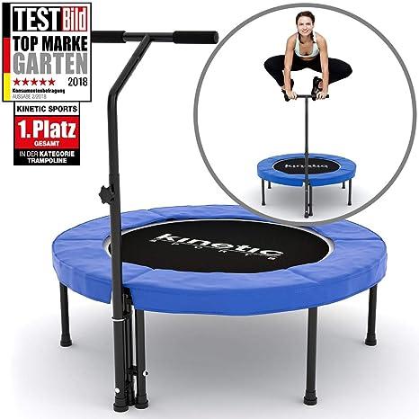Kinetic Sports Trampolino Elastico Per Fitness Diametro Ca 102 Cm