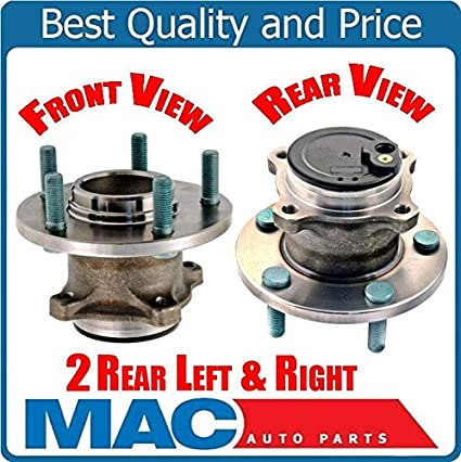 100/% Torque Tested Wheel Bearing and Hub Assembly Front 2 04 05 Mazda 3