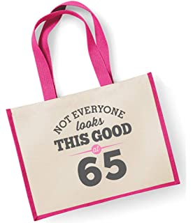 65th Birthday Keepsake Funny Gift Gifts For Women Novelty Ladies Female