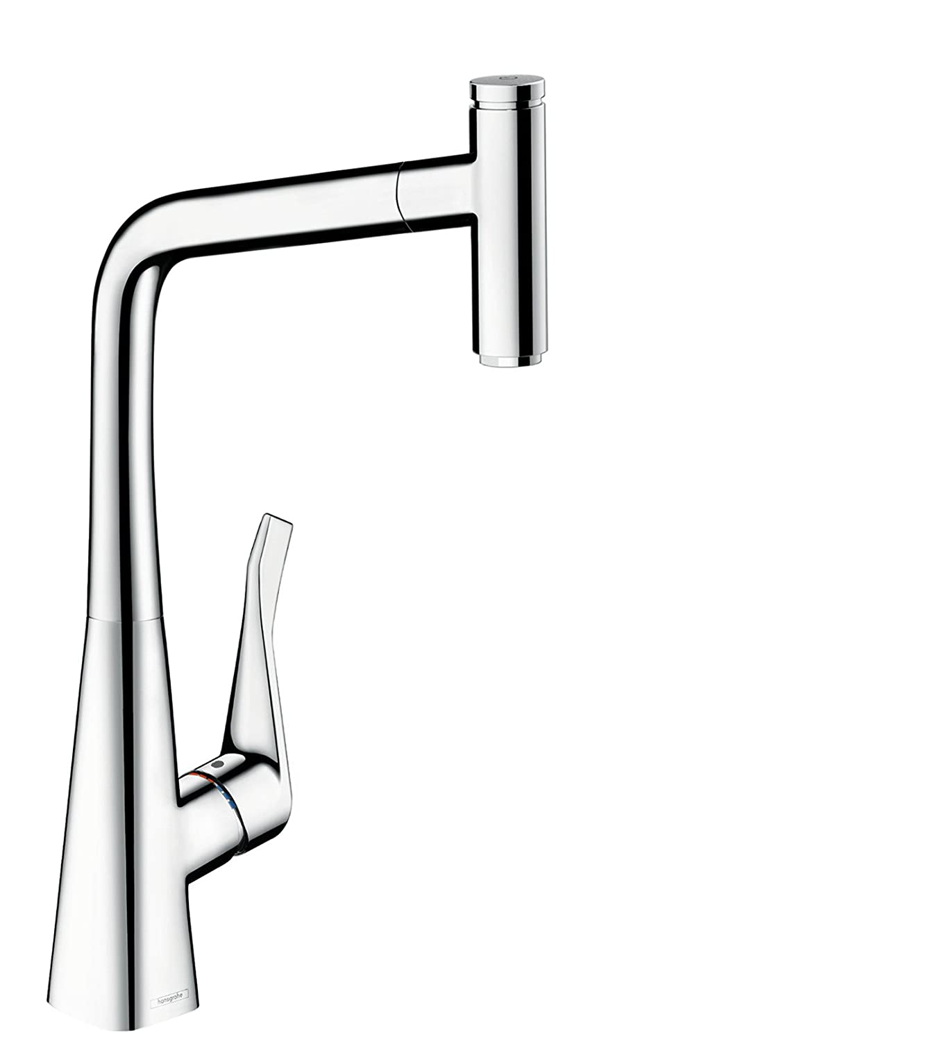 Amazon.com: Hansgrohe Metris Select Kitchen Sink Mixer Tap With Pull ...