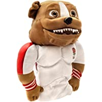 England Rugby Ruckley Mascot Golf Driver Head Cover - White