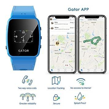 Reloj inteligente SmartWatch Gator de Techsixtyfour para ...