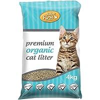 Feline First Premium Organic Cat Litter 4 kg