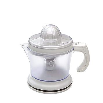 1 litro Electric Exprimidor Extractor Squeezer, fácil de VERSER pulpa colador – jarra