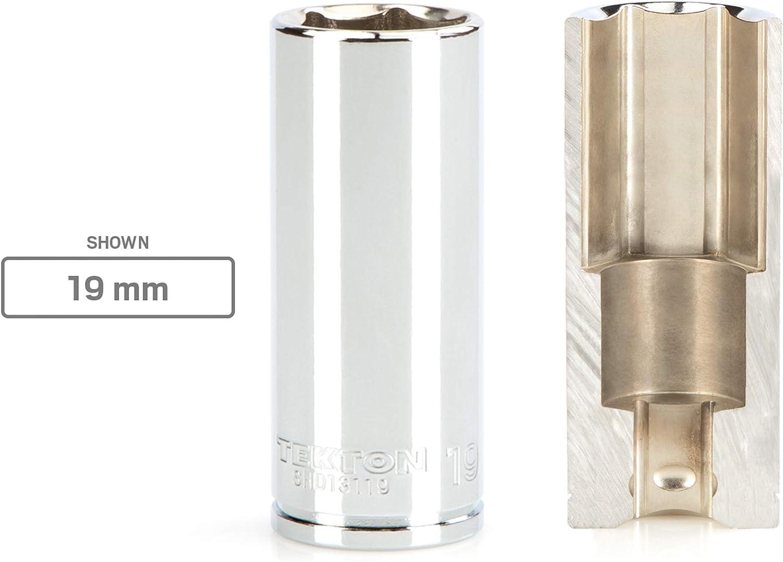 TEKTON 3//8 Inch Drive x 6 mm Deep 6-Point Socket SHD13106