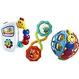 Baby Einstein Baby's Favorite Music & Activity Toy Bundle - Option 1