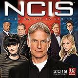 img - for NCIS 2019 Wall Calendar book / textbook / text book