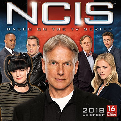 2019 NCIS 16-Month Wall Calendar: by Sellers Publishing, 1234; x 1234; (CA-0432)