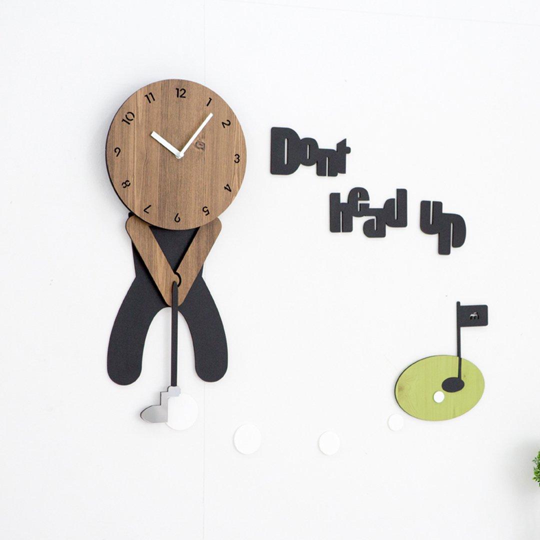 かわいい 子供部屋用 欧風 現代 時計 掛け時計 おしゃれ 掛時計 壁掛け シズネ おしゃれ リビング SFANY B07FKJXFZT