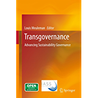 Transgovernance: Advancing Sustainability Governance (English Edition)