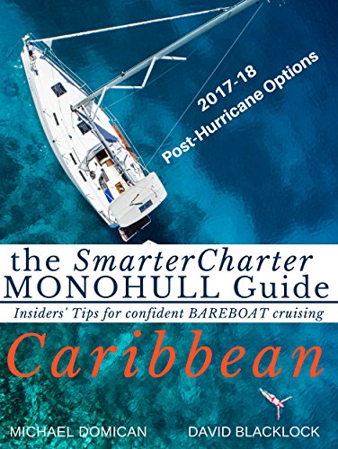the SmarterCharter MONOHULL Guide: CARIBBEAN: Insiders' for sale  Delivered anywhere in Canada