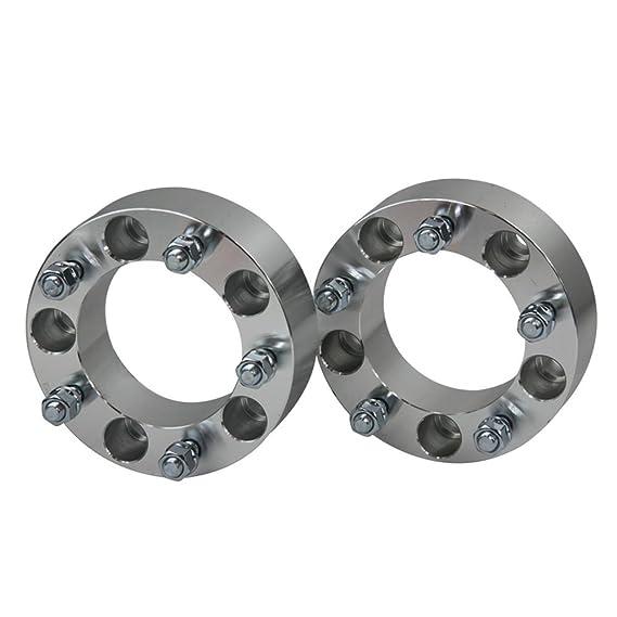 alloyworks rueda espaciadores para Suzuki Grant Vitara 99 - 05 5 × 139.7 12 × 1.25 (4pcs): Amazon.es: Coche y moto