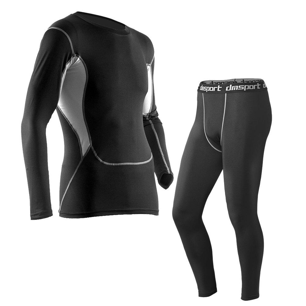 tenue de  sport  ( compression ) en  Polyester et  Élasthanne