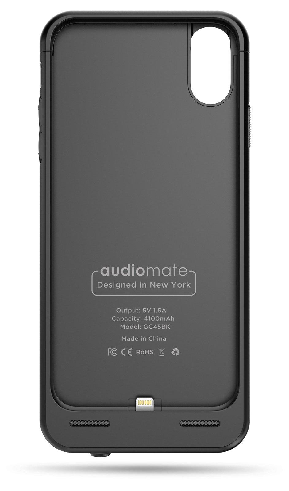 big sale 95059 c2622 iPhone X AudioMod Battery Case - Unboxed