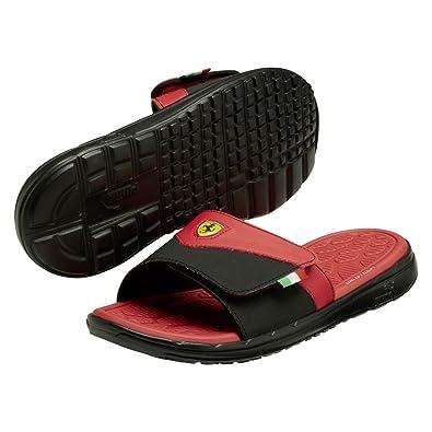 b5f6781db7a PUMA Men s Ferrari Slip In Sandal 304953-01 ...