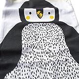 BIG ELEPHANT Unisex Baby 1 Piece Lovely Penguin