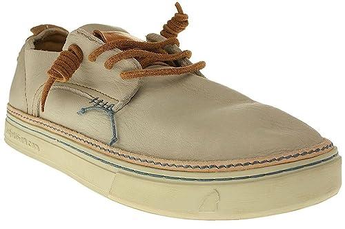 Satorisan - Zapatillas de cuero para hombre multicolor multicolor, color multicolor, talla 42: Amazon.es: Zapatos y complementos