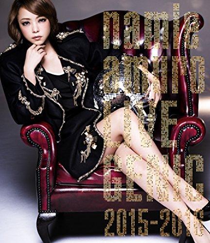 安室奈美恵 / namie amuro LIVEGENIC 2015-2016の商品画像
