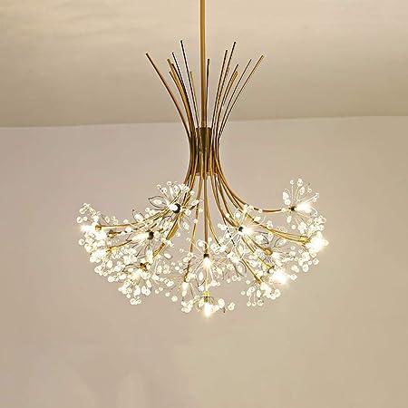 Fonder Singapore: SL® Chandelier Luxury Modern Crystal 4 Lights