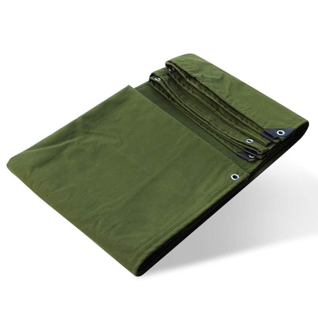 屋外パッド入りサンシェード軍緑色の雨布シリコーンキャンバス車のターポリンオックスフォード布カスタマイズすることができます、サイズの様々な (サイズ さいず : 3m*3m) 3m*3m  B07HT6G6R2