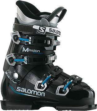 SALOMON – Skischuh Mission Sport Schwarz Blau , Standard