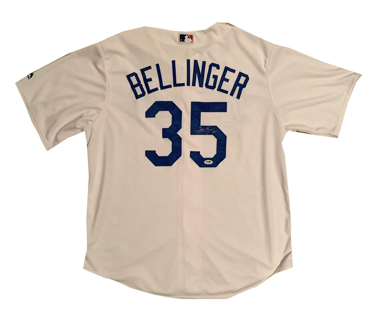 best service 6c6b8 1e06a Cody Bellinger Autographed Los Angeles Dodgers Signed ...