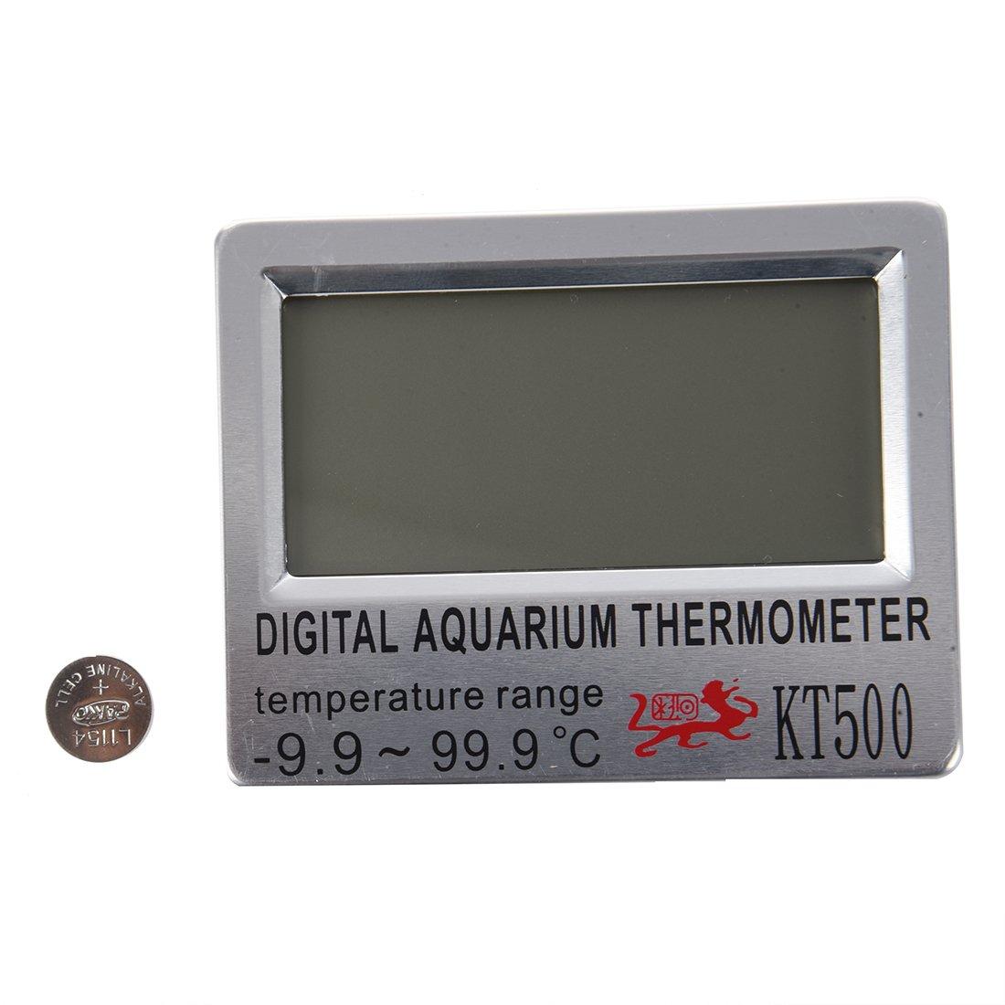 Ants-Store - Digital LCD Aquarium Fish Tank Vivarium Meter Thermometer by Ants-Store (Image #5)