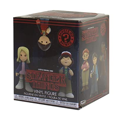 Funko Mystery Mini: Stranger Things - One Mystery Figure: Stranger Things: Toys & Games