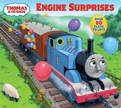 Engine Surprises (Thomas & Friends) - Thomas And Friends Sodor Quarry