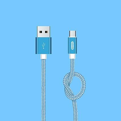 Amazon.com: UENJOY- Serie TRINKLE - Cable USB tipo C, USB C ...