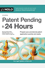 Patent Pending in 24 Hours Kindle Edition